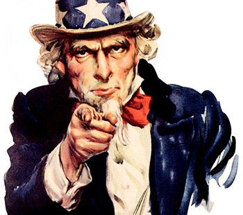 illustration of uncle sam pointing at you