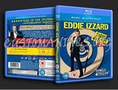 A bluray set of Eddie Izzard's comedy series